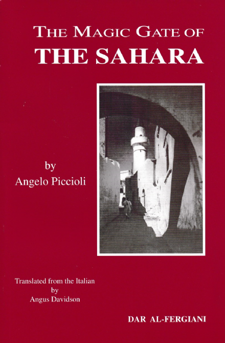 The Magic Gate The Sahara by Angelo Piccioli